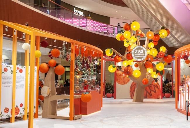 延续文化传承基因,广州太古汇手鞠主题新春展览登场