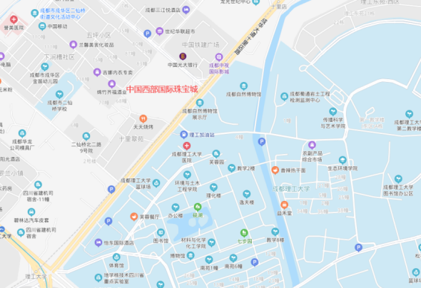 中国西部国际珠宝城1