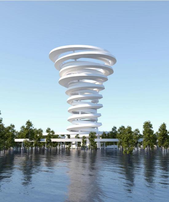 恒达平台网页版登录一座地标塔,洞见未来商业地产七大趋势