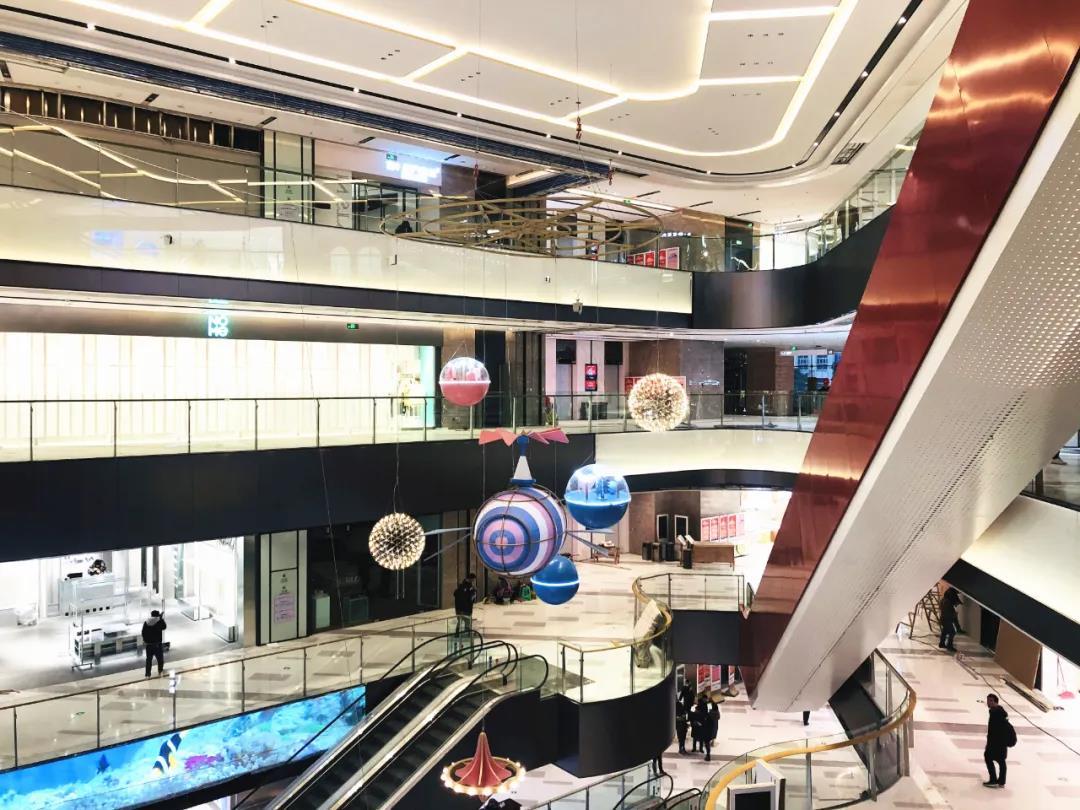 贵阳THE ONE购物中心24
