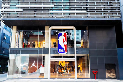 NBA全球最大旗舰店落户广州 占地达2680�O
