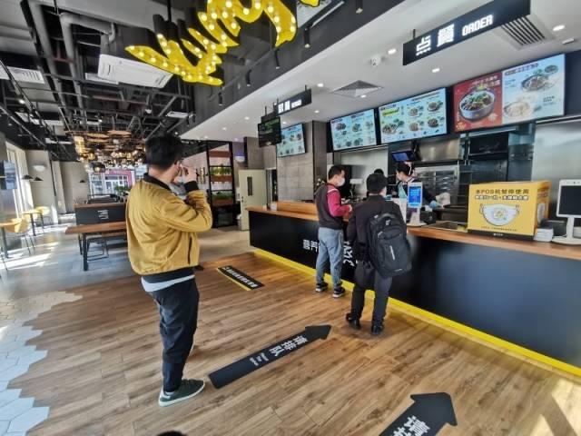 最新!广州南沙区有餐饮恢复堂食服务