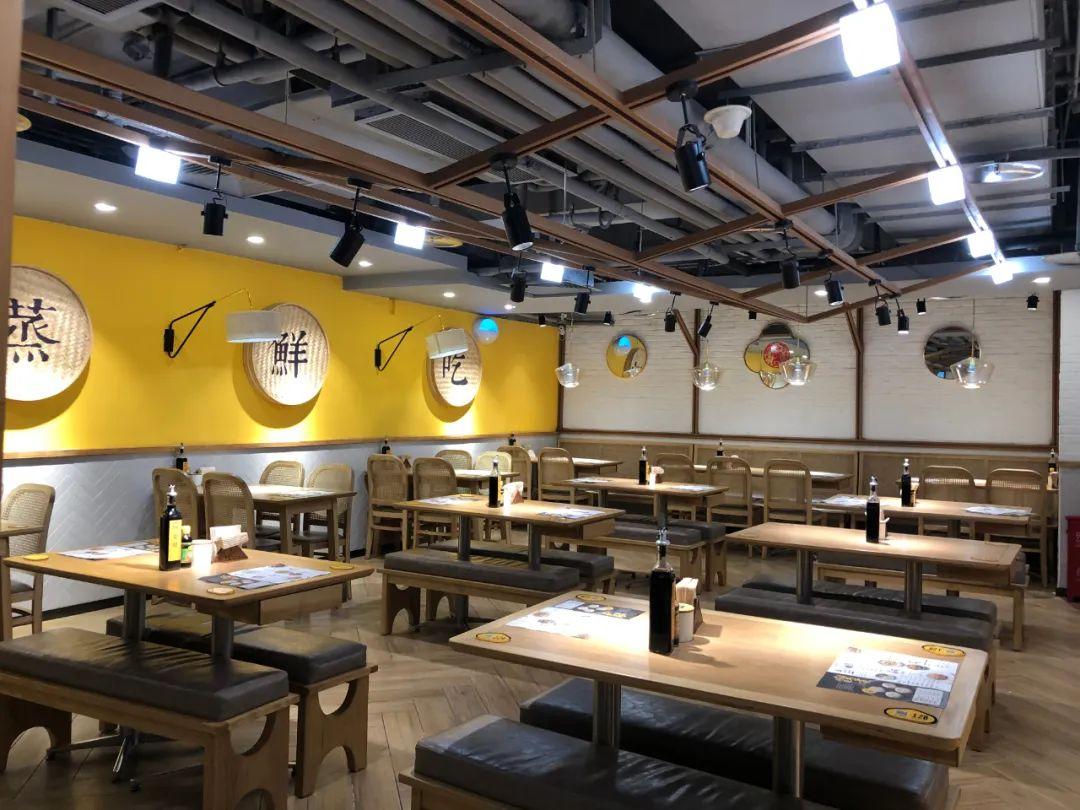 复工调查商场篇:多数餐厅堂食客不超10个、生意较疫情前下降七成