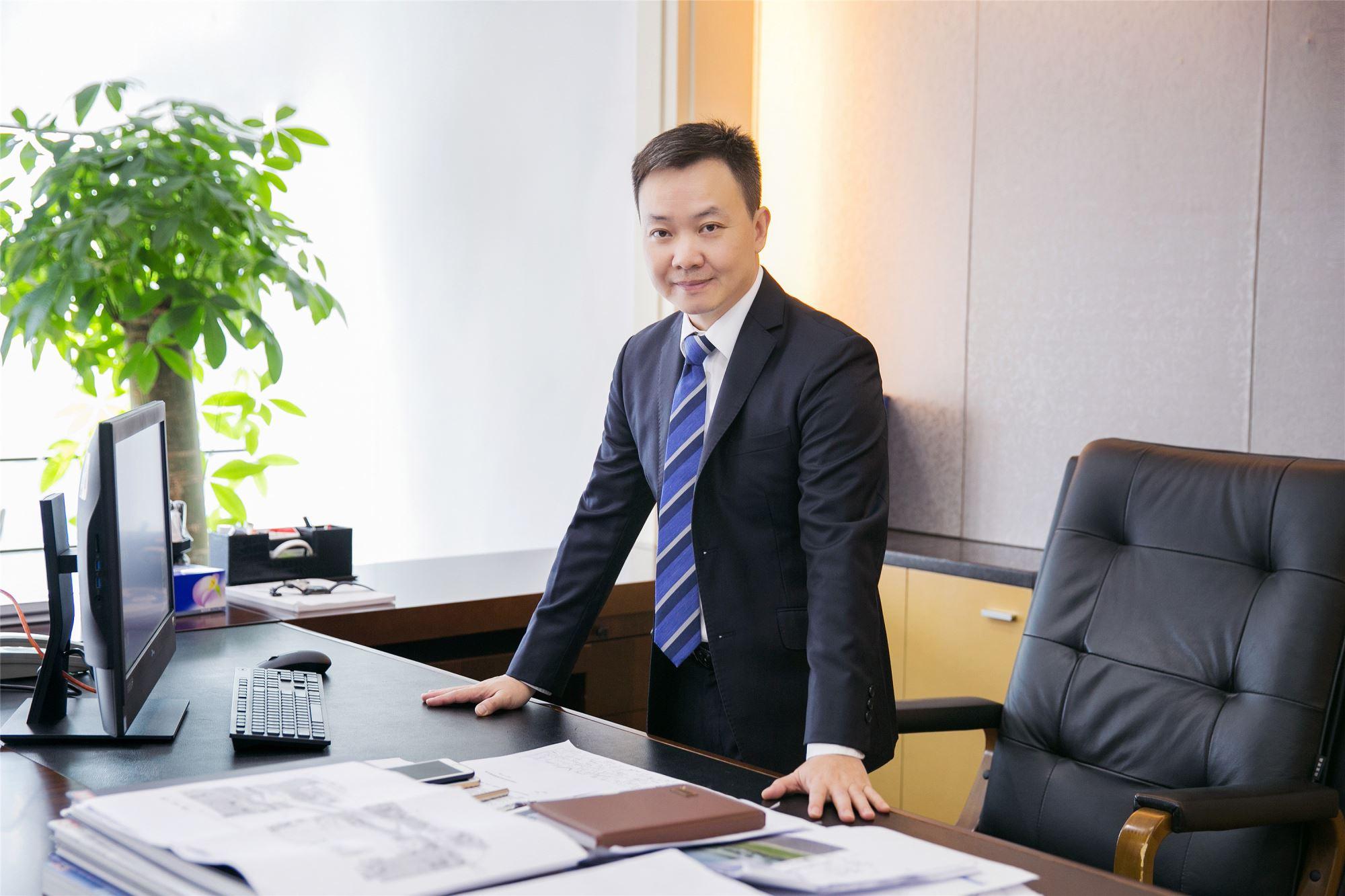 宏发集团副总裁、宏发商业总经理蒋威