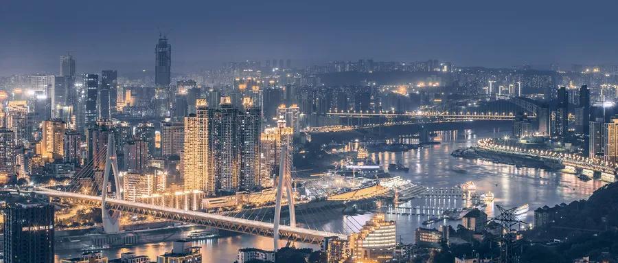 重庆夜景2