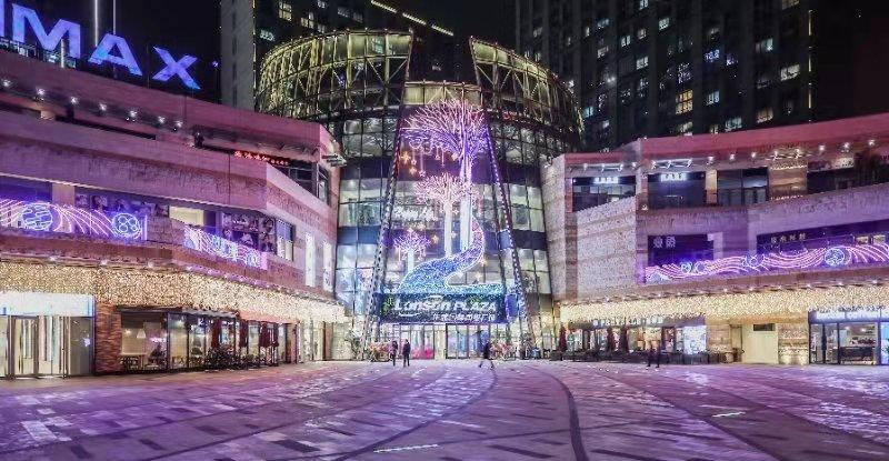龙盛国际商业广场