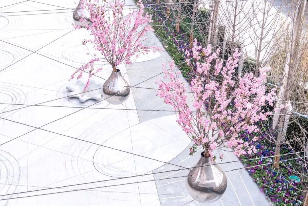 """够""""色""""才春天!如何用设计点亮商业空间之静美"""