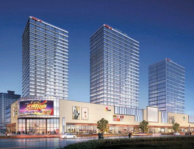 菏泽佳和城封顶 20万方商业将有网红书店、双巨幕超大影城等十大亮点
