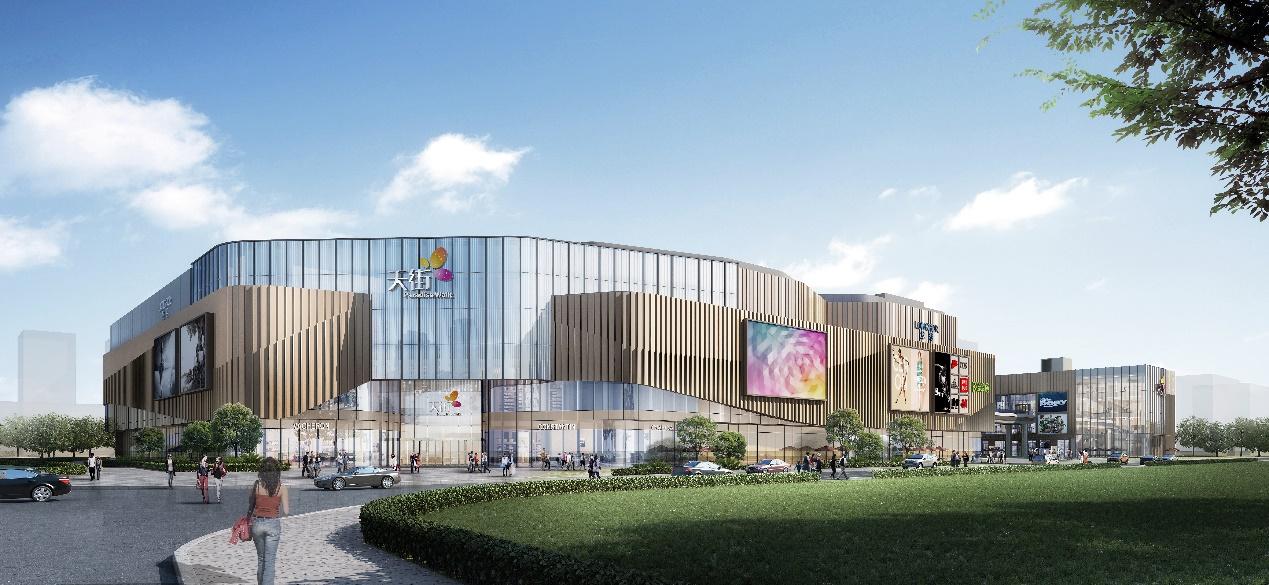 龙湖苏州星湖天街招商率突破90% 预计下半年开业