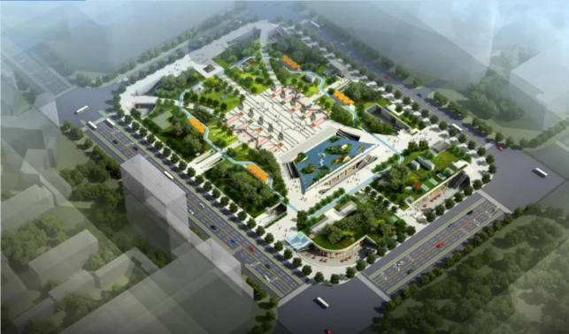 徐州首个地铁商业项目启动招商 将打造3万方情景街区