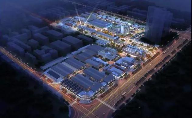 6.6万方长沙锦尚SPORT商业主题公园设计出炉!打造工业风情街