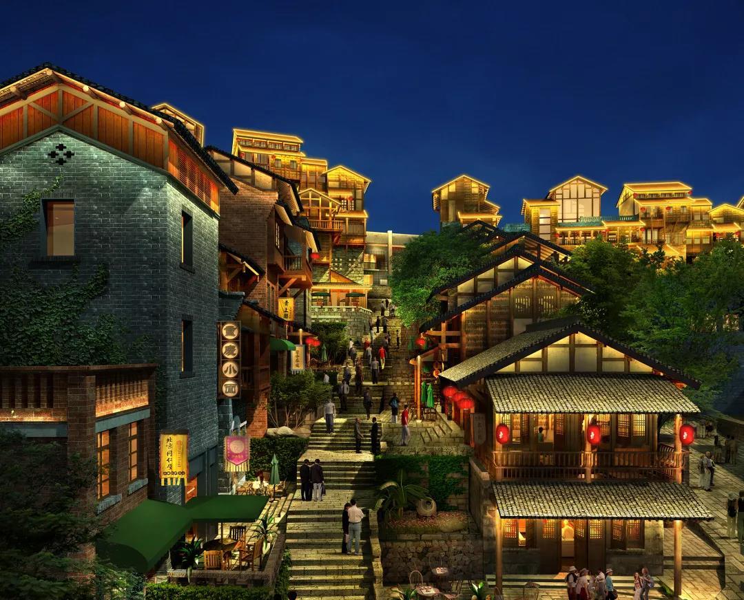 重庆十八梯传统风貌区6