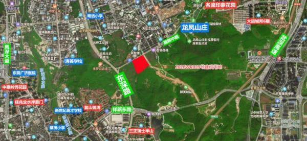起拍价29.9亿!东莞凤岗土拍史上最大地块被深圳润恒集团拿下