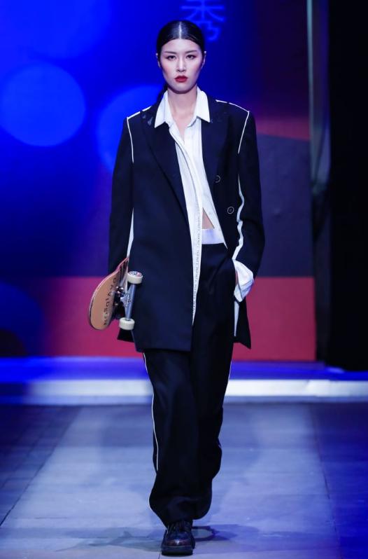 2020中国重庆国际时尚周云尚峰会98