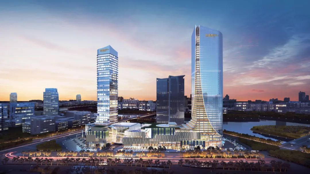 予城市创意予历史尊重,远洋商业两大筹开项目值得期待
