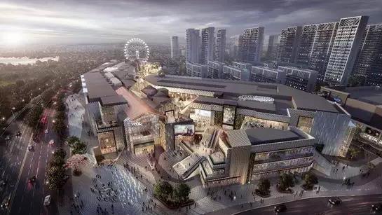 宁波万象城拟2021年5月开业 一期山姆会员商店已运营1年半