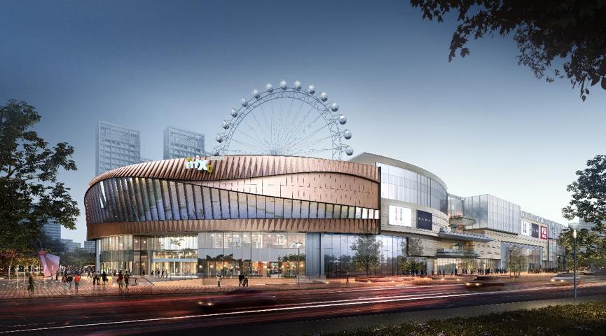 华润40.3亿摘宁波商住地,其宁波万象城项目将于5月面市