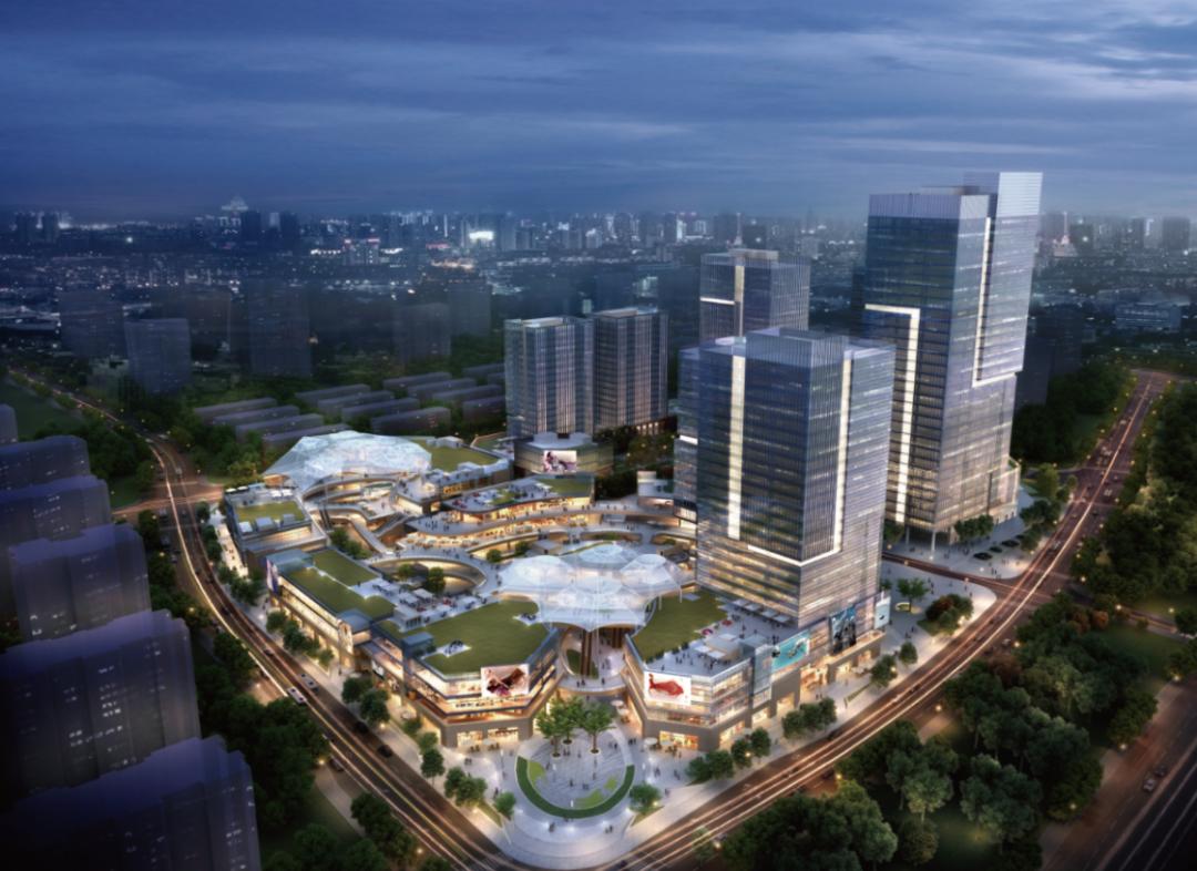 赢商力荐   2021年浙江最受期待的8大商业项目