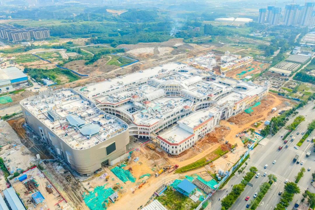 南宁首创奥特莱斯拟2021年第三季度开业 引入300-400家品牌