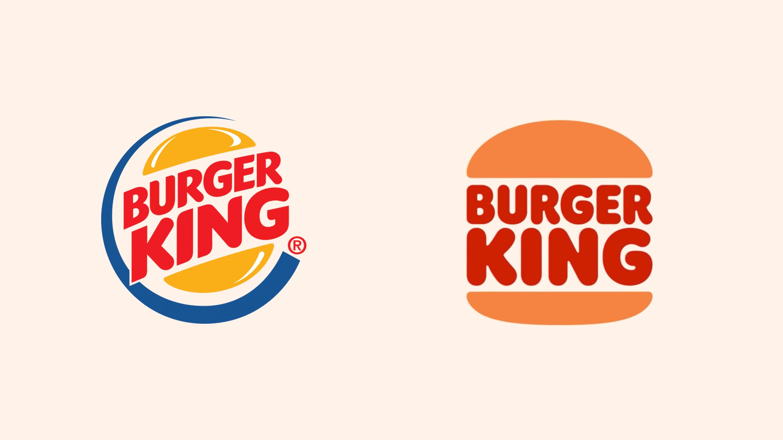 汉堡王更新品牌logo,20年来首次进行品牌重塑