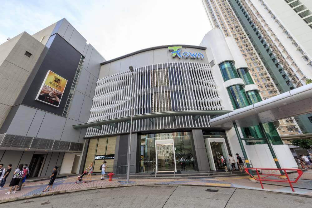 领展香港商场改造代表项目-T Town