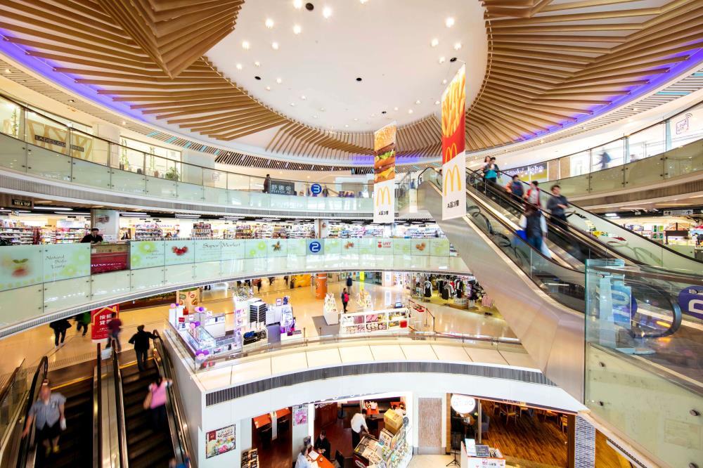 领展香港商场改造代表项目-乐富广场