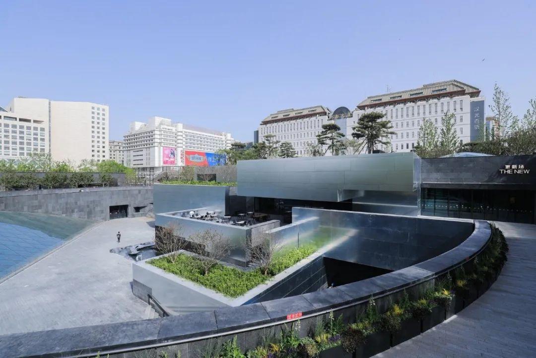 深挖存量价值,西单更新场为城市空间赋能