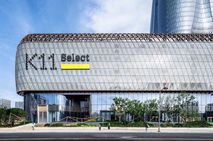 """天津滨海新区商业发展""""繁荣年"""":多个购物中心2021年开业,你期待吗?"""