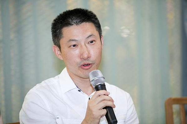 金地商置华东区域商管中心总经理黄雷