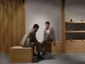 20平米的手工定制鞋店,要如何制造高级的体验感?