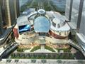 太原华润万象城主体已封顶 预计2017年五一开业