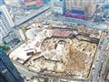 长沙五一广场地下商场施工 计划2017年上半年开业