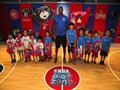 全球首家NBA主题乐园在上海正式开业  麦迪空降助阵