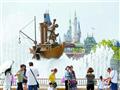 上海迪士尼9月实行平日票价 首个扩建工程已投入施工