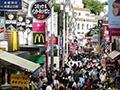 日本8月零售额同比下降2.1% 已连续六个月业绩下跌