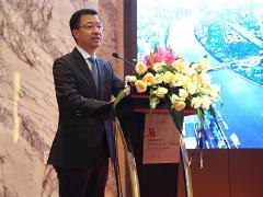 广州市商务委杨勇:首度公布商旅文9大功能区 接待游客2.5亿