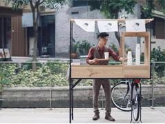 粉色店、黑金店、LAB概念店……喜茶的空间设计你学不会!