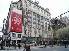 美国假日季或令梅西百货、Target等传统零售商股进一步承压