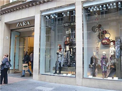 从7-11便利店到快时尚ZARA:为什么流量如此重要?