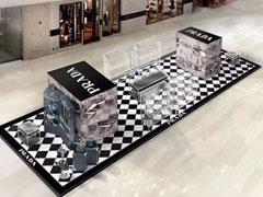 Prada为期16天上海IAPM店明天开业 奢侈品为何也爱快闪?