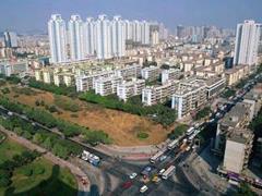 50城土地储备面积为6亿平方米 去化周期为15个月