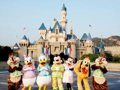 香港迪士尼扩建计划正式启动 将进一步提升自身竞争力