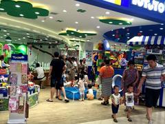 儿童业态成商超标配 儿童乐园、培训机构在购物中心遍地开花
