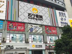 张近东讲述苏宁新想法:线上数据对外开放 线下门店加速扩张