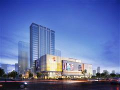 建京西门户级商业地标 长安天街代言首都核心资产