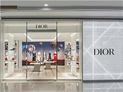 Dior迪奥旗舰店进驻上海恒隆广场 已于10月18日开业