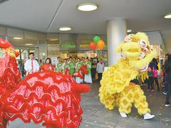 德国东方超市达姆施塔特店10月12日开业 面积约500�O
