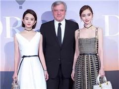 无视负面舆论?Dior CEO回应:赵丽颖等品牌大使人选没问题