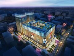 东方亿象城打造33万方服贸商业综合体 全球招商发布会将启动