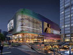 以L+MALL天津陆家嘴中心为例 论区域型购物中心崛起